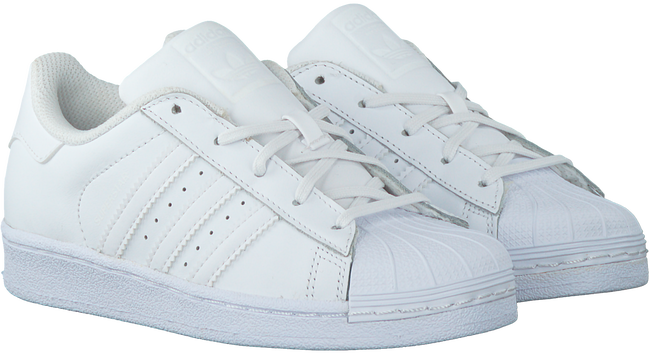 White ADIDAS Sneakers SUPERSTAR C - large