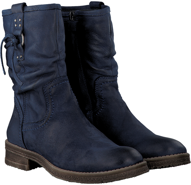 Blue GIGA High boots 5327 - large