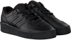 Black ADIDAS Sneakers RIVALRY LOW J  - small