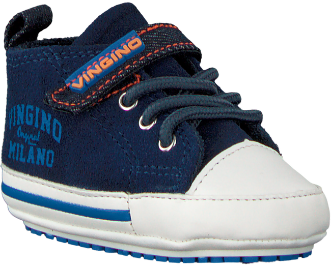 Blue VINGINO Baby shoes FINN - large