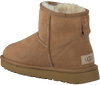 Brown UGG Fur boots CLASSIC MINI II - small