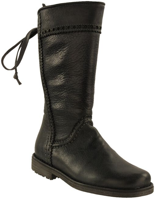 Black BANA&CO High boots 24930 - large