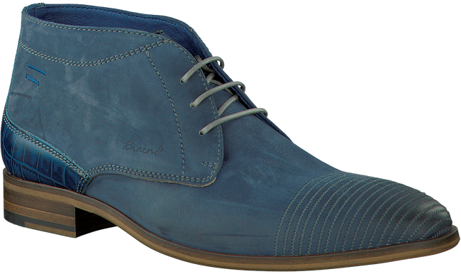 Blue BRAEND Business shoes 424120 - large