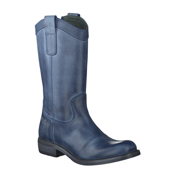 Blue GIGA High boots 3364Q - large