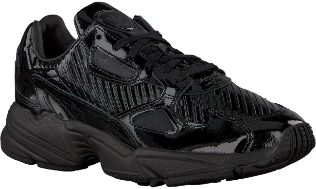 Black ADIDAS Sneakers FALCON WMN - large