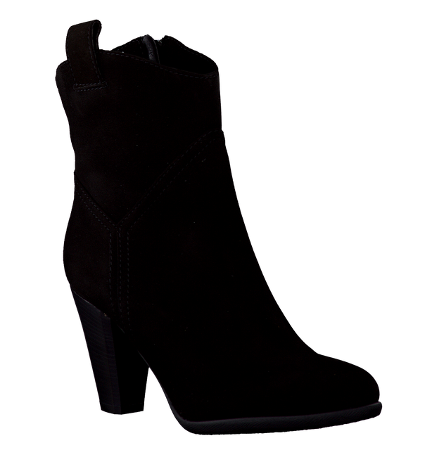 Black LAMICA Booties MEMESY VIT - large