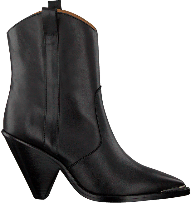 Black TORAL Booties 12031  - large