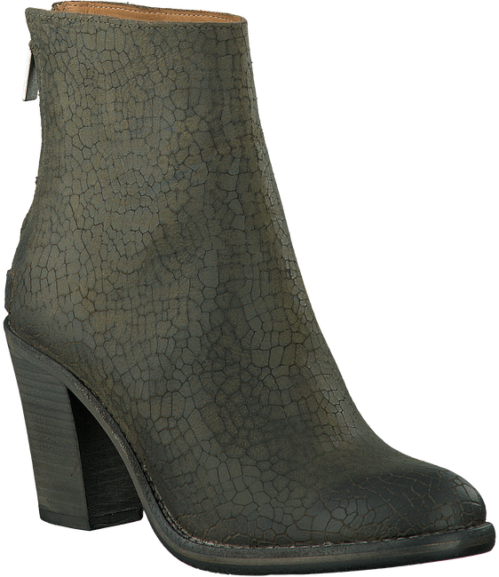 Green SHABBIES Booties 250146 - large
