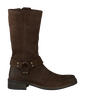 Brown GIGA High boots 3372N - small