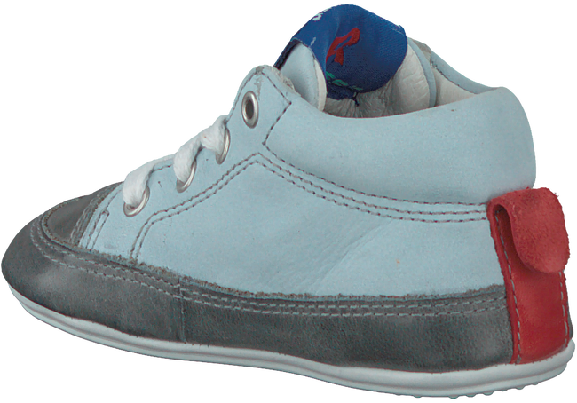 Blue BUNNIES JR Baby shoes ZUKKE ZACHT - large