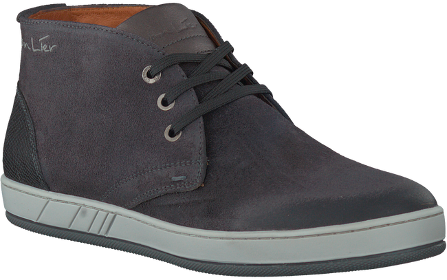 Grey VAN LIER Ankle boots 7283 - large