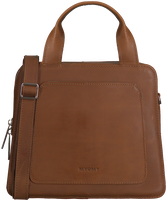 Cognac MYOMY Shoulder bag MY LOCKER BAG HANDBAG  - medium