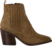 Brown NOTRE-V Classic ankle boots AH21  - medium