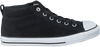 Black CONVERSE Sneakers CTAS STREET SUEDE - small