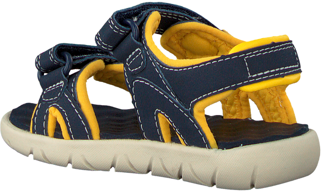 Blue TIMBERLAND Sandals PERKINS ROW 2-STRAP - large