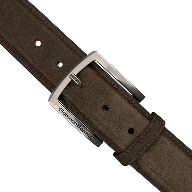 Green FLORIS VAN BOMMEL Belt 75189 - large