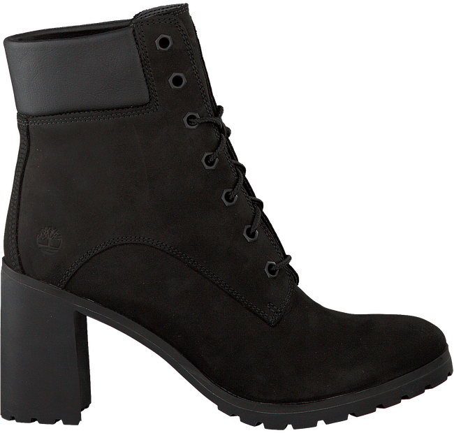 Black TIMBERLAND Classic ankle boots ALLINGTON 6IN LACE - large