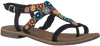 Multi LAZAMANI Sandals 75.467 - small
