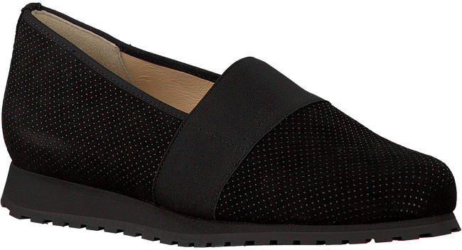 Black HASSIA Slip-on shoes 1654 - large