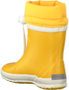 Yellow BERGSTEIN Rain boots WINTERBOOT - small