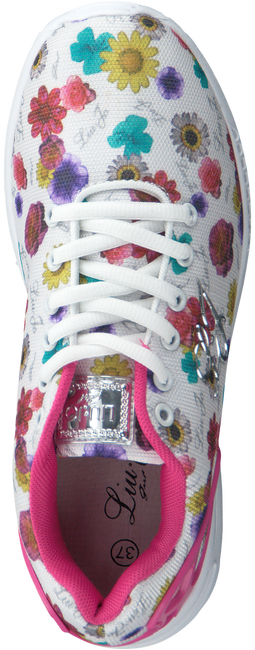 White LIU JO Sneakers UM22022 - large