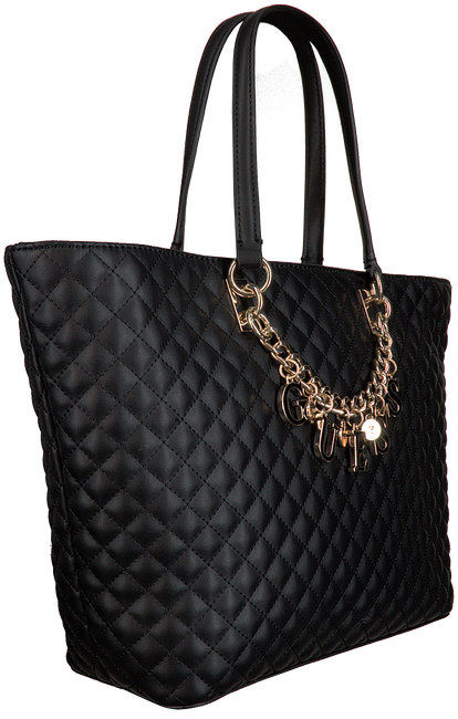 Black GUESS Handbag GUESS PASSION TOTE  - large