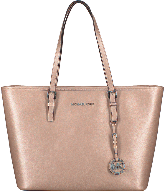 Pink MICHAEL KORS Shopper T Z TOTE - large