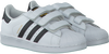 White ADIDAS Sneakers SUPERSTAR FOUNDATION - small