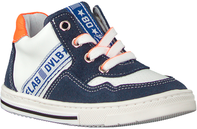 Blue DEVELAB Low sneakers 41307  - large
