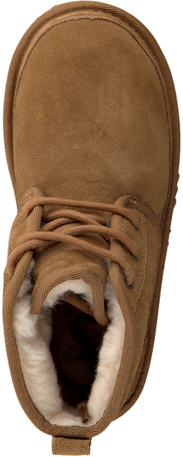Brown UGG Lace-up boots NEUMEL - large
