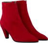 Red MARIPE Booties 27372 - small