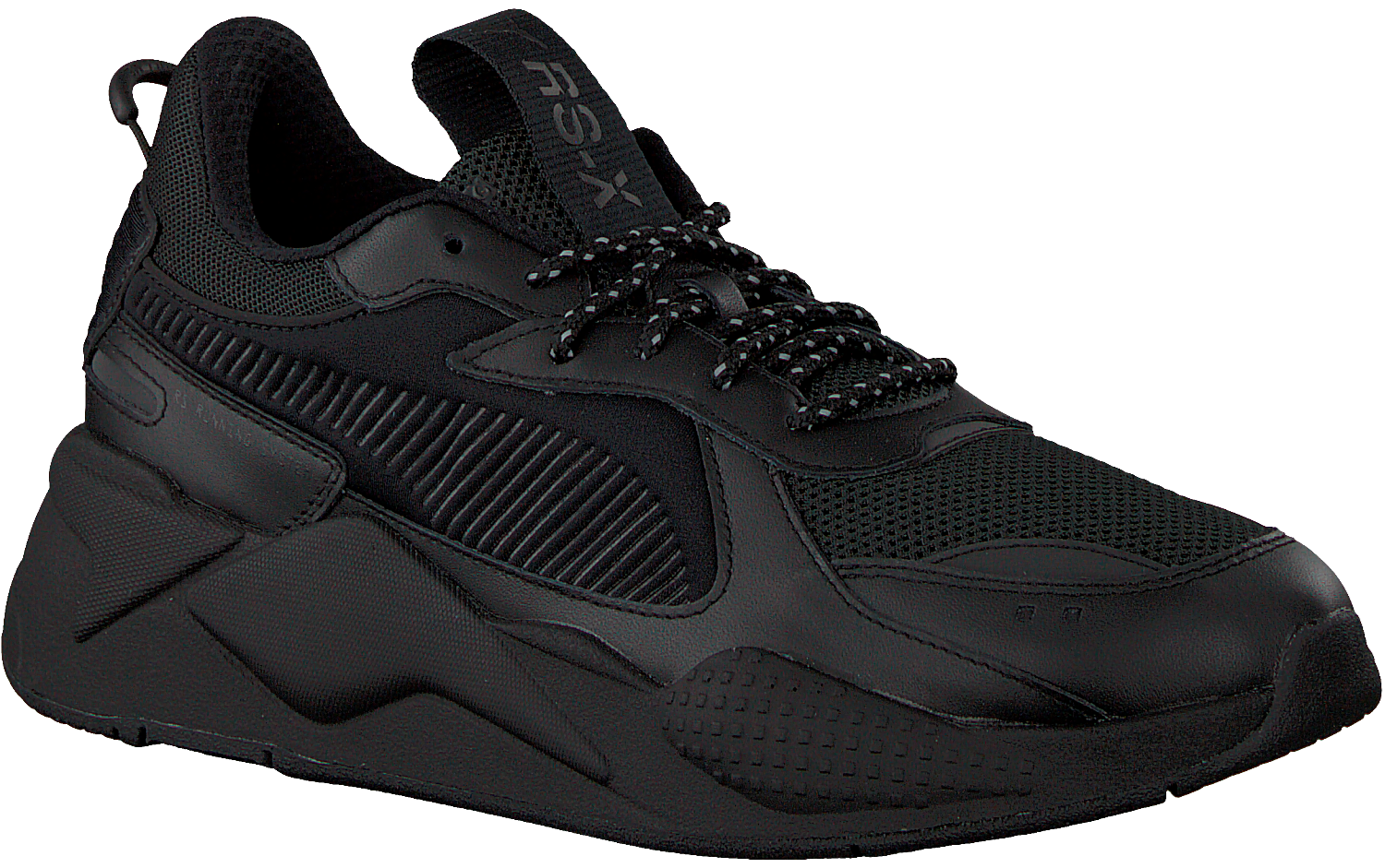 Black Puma Sneakers Rs-x Core