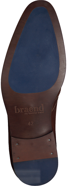 Brown BRAEND Business shoes 424121 - large