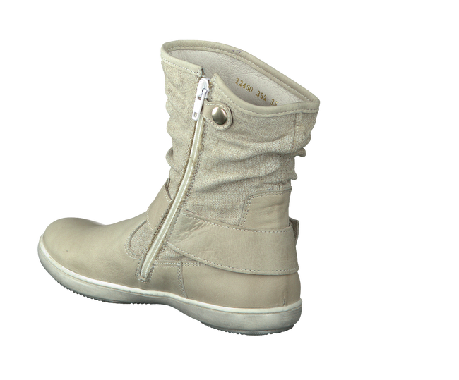 White JOCHIE & FREAKS High boots 12450 - large