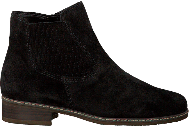 Black GABOR Booties 722 - large