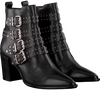Black BRONX Booties 34087 - small