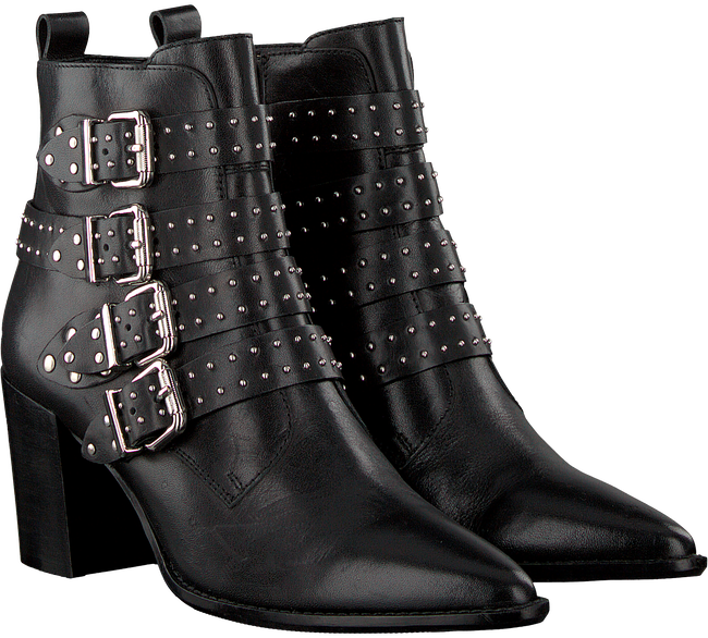 Black BRONX Booties 34087 - large