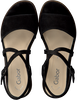 Black GABOR Sandals 513  - small