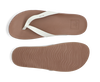 White REEF Flip flops CUSHION BOUNCE  - small