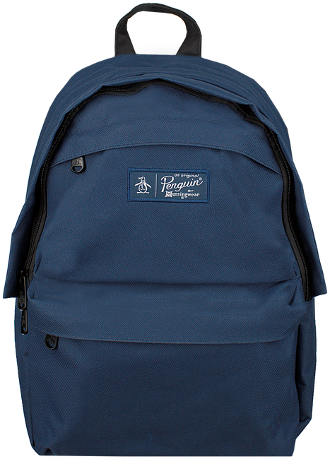 Blue ORIGINAL PENGUIN Backpack CHATHAM SCRIBBLE BACKPACK - large