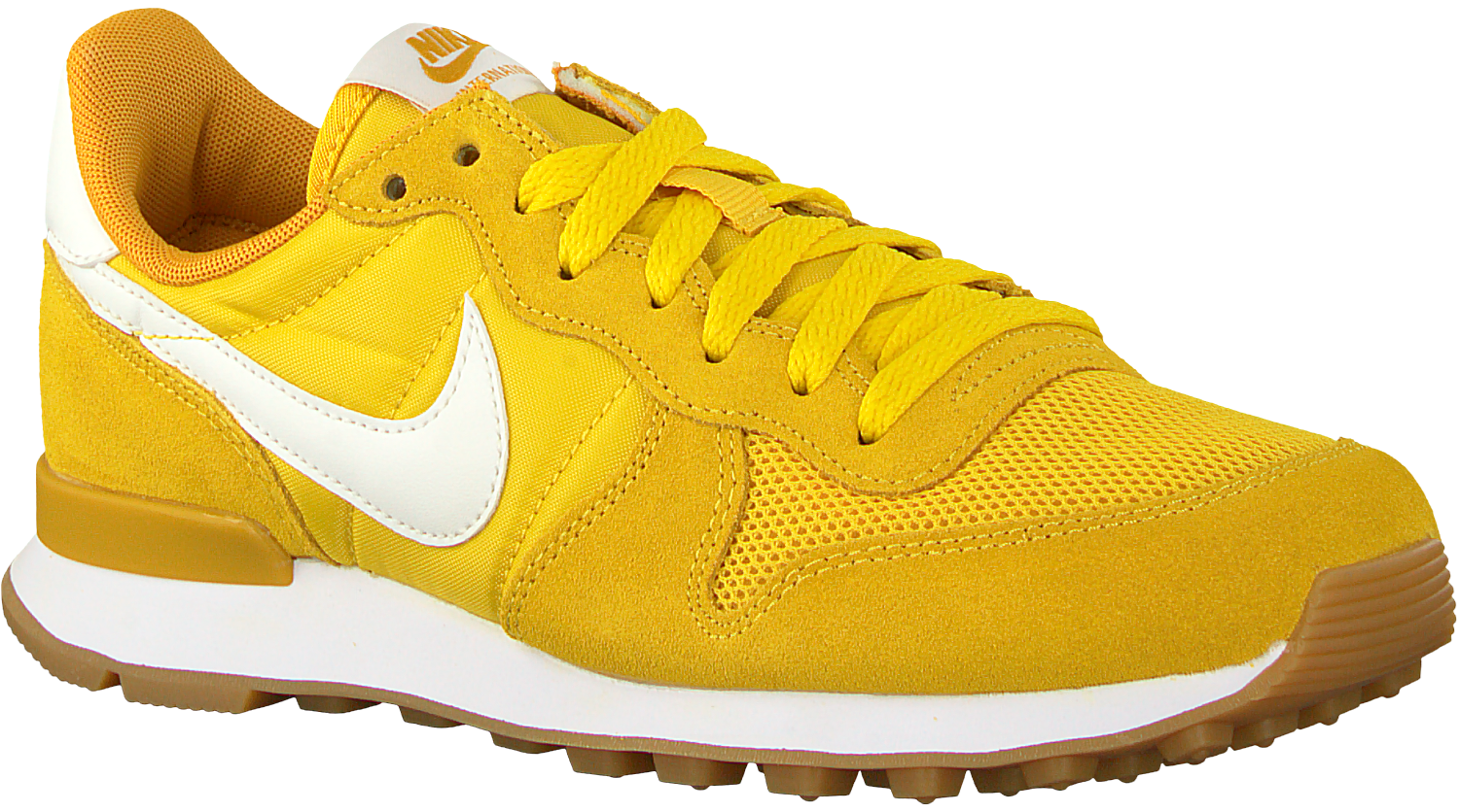 nike internationalist dames beige