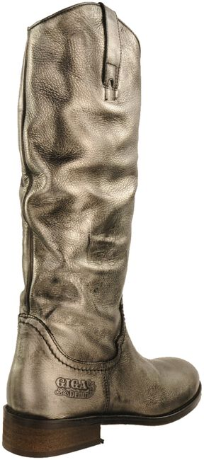 Silver GIGA High boots 2381 - large