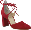 Red PAUL GREEN Pumps 6015 - small