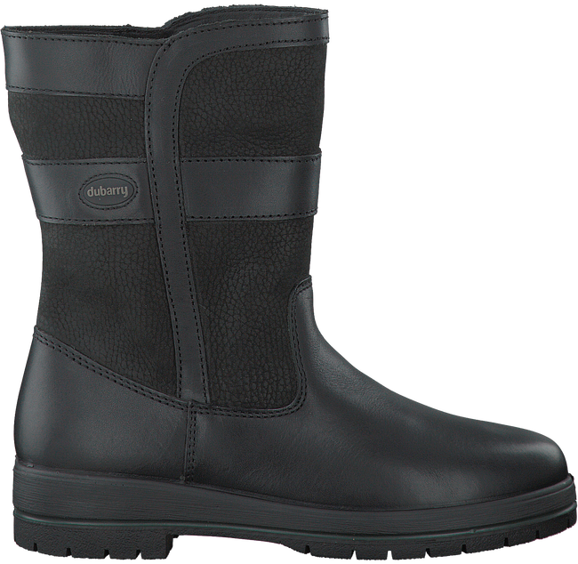 Black DUBARRY High boots ROSCOMMON - large