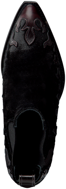 Black SCOTCH & SODA Booties CORALL 75106  - large