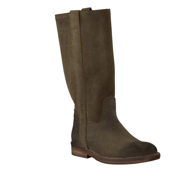 Taupe OMODA High boots 20003 - large