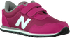 Pink NEW BALANCE Sneakers KV396 - small