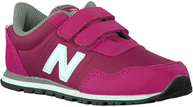 Pink NEW BALANCE Sneakers KV396 - large