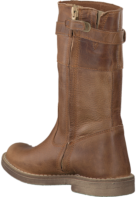 Cognac OMODA High boots 1153 - large