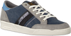 Blue PME Sneakers STEALTH - small